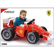 Auto A Bateria Formula Uno Marca Feber (hecho En España)