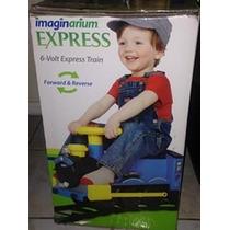 Imaginarium Express (6 Volt Express Train) 100% Original