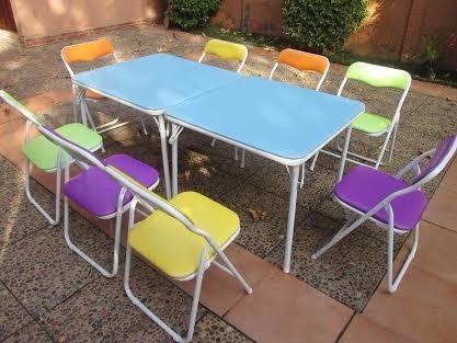 Vendo sillas y mesas para ni os en mercadolibre - Sillas y mesas infantiles ...