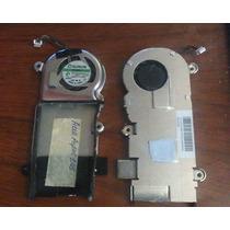 Ventilador + Disipador Netbook Acer Aspire One A110 A150 Zg5