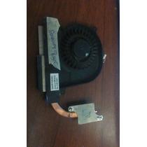 Ventilador + Disipador Samsung Rv411 Rv415 Rv420 Rv509 Rv511