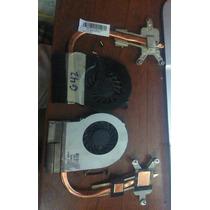 Ventilador + Disipador Cq42 G42 Cq62 G62 G4