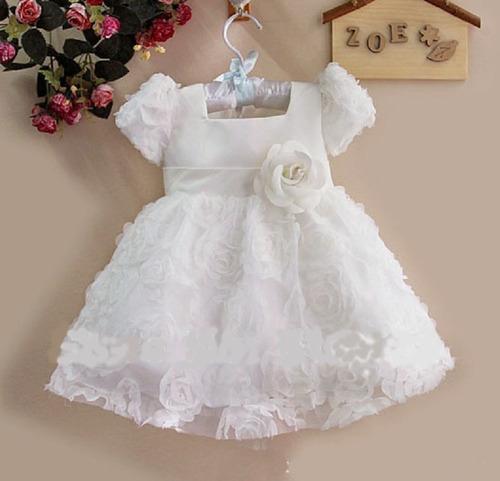 Vestidos de bautizo para niña de 3 meses - Imagui