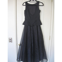 Vestido De Fiesta - De Diseñador: Laura Ryner