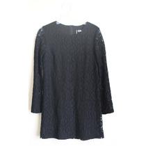 H & M, Blusa Larga Mujer Talla 34 Coctel