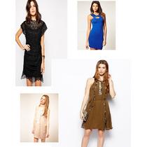 Vestidos Marca Asos $17000 Envio Gratis A Regiones