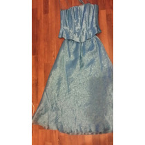 Vestido De Fiesta Irol 44 Calipso