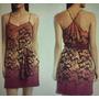 Vestido Guess By Marciano Floral Hermoso Talla L