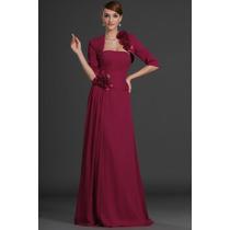 Precioso Y Exclusivo Vestido De Gala