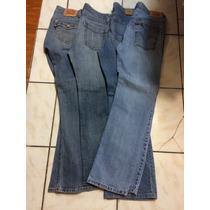 Jeans Marcas Y Mezclilla Americana Tallas Grandes
