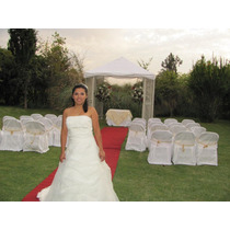 Vestido De Novia Modelo Celine Color Ivory Nº40, Casablanca