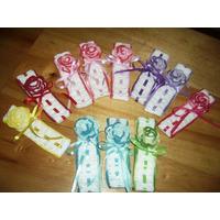 Cintillos Crochet Bebé