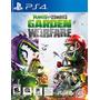 Plantas Vs Zombies Garden Warfare Ps4 Digital