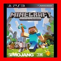 Minecraft Playstation®3 Edition