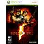 Resident Evil 5 X-box 360 Nuevo Y Sellado Fenix Games Dx
