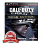 Call Of Duty Ghost Gold Edition Ps3 Digital