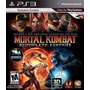 Mortal Kombat Komplete Edition | Ps3 Digital