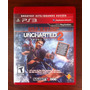 Uncharted 2 Playstation3