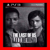 The Last Of Us Left Behind Stand Alone Ps3 Oferta !!!