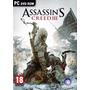 Assassins Creed 3 Pc Digital