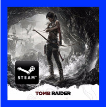 Tom Raider 2013 - Steam Gift Juego Pc 100% Original