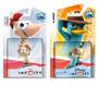 Juego Disney Infinity Agente P E Infinity Phineas