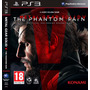 Metal Gear Solid V The Phantom Pain Ps3 Digital