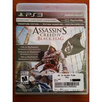 Assasins Creed 4 - Black Flag - Playstation 3 - Ps3