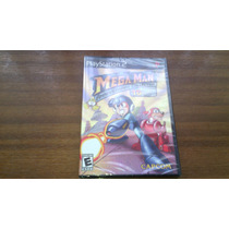 Mega Man Anniversary Collection Playstation 2 Sellado