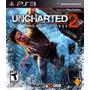 Uncharted 2 Ps3 Nuevo Y Sellado Fenix Games Dx