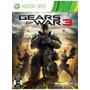 Gears Of War 3 Xbox 360 Código Para Xbox Live
