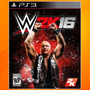 Wwe 2k16 Ps3 | Digital 100% Original!!!
