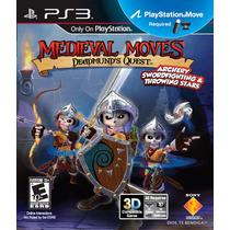 Ps3 Medieval Moves Deadmunds Quest Sellado