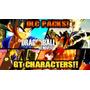Dbz Xenoverse Season Pass Dlc Gt - Freezer -movie Ps3