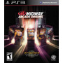 Midway Arcade Origins Ps3 Nuevo Y Sellado!
