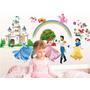 Adhesivo Para El Dormitorio: Princesas Disney
