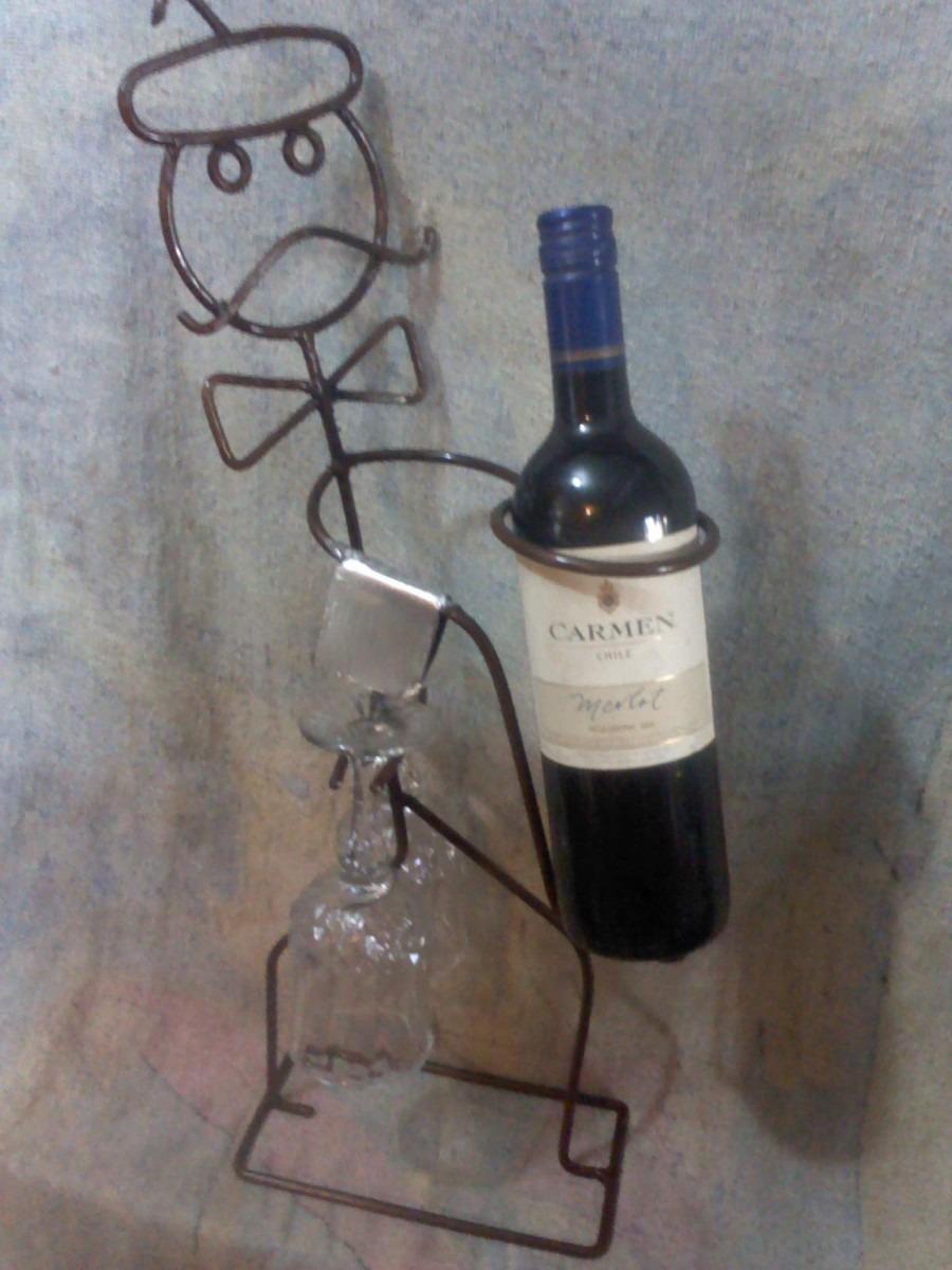 Fotos De Porta Botellas De Vino Pictures to pin on Pinterest