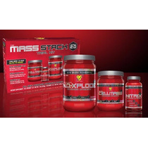 Mass Stack Kit (no-xplode Cellmass Nitrix) Despacho Gratis