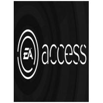 Un Mes Ea Access- Codigo Para Xbox One