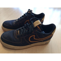 Zapatillas Nike Air Force 1 2007 Premium Denim Pieza Unica