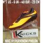 Nike Hypervenom Phelon N°7 Us -6 Uk - 40 Eur - 25 Cm