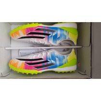 Zapatillas De Baby Fútbol Adidas F10 Messi Nuevas!!