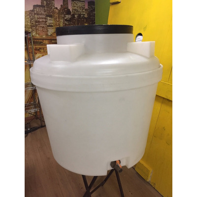 Estanque de agua vertical 400 litros en mercado for Estanque de agua 4000 litros