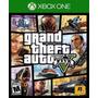 Gta 5  Xbox One - Juego Fisico - Comercialzg