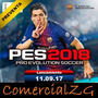 Ps3 Pro Evolution Soccer 2018 Pes 18 Ps3 Fisico | COMERCIALZG