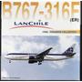 Avión Escala1/400 Dragon Wings Lan Cargo 767-316f   PCM_CHILE