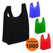 a070259e7682 Comprar Pack 1000 Bolsa Ecologica 35x20 Tnt Reciclable   Lhua Store