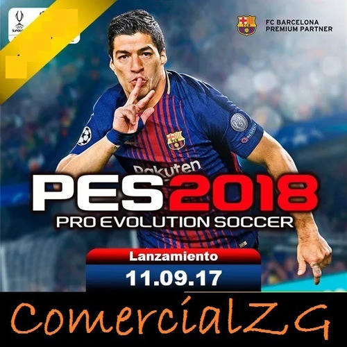 Pes 2018 Ps3 Pro Evolution Soccer 2018 Pes 18 Ps3