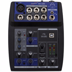Mixer CONNECT 502 USB Wharfedale